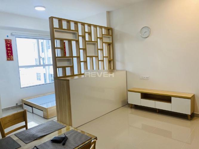 Căn Officetel Sunrise CityView thiết kế hiện đại, đầy đủ nội thất.