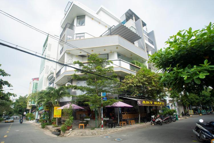 Mặt tiền nhà phố đường số 9 phường Tân Phú Quận 7 Nhà mặt tiền đường số 9, Quận 7, đầy đủ nội thất, cách chợ Tân Mỹ 200m