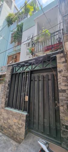 Nhà phố hẻm đường Nguyễn Biểu hướng Đông Nam, nội thất cơ bản.