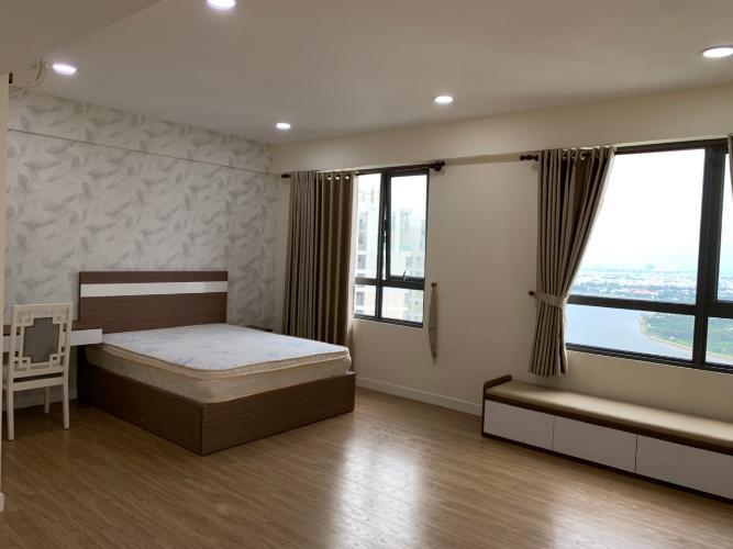 Phòng ngủ căn hộ Masteri Thảo Điền, Quận 2 Căn hộ Masteri Thảo Điền tầng cao, đón view thành phố tuyệt đẹp.