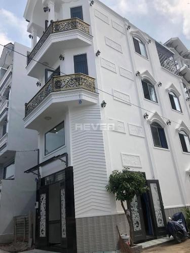 Nhà có 2 mặt tiền hẻm xe hơi, kết cấu 1 trệt 1 lửng 2 lầu pháp lý đầy đủ.