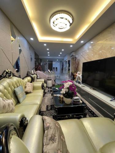 Căn hộ Prince Residence hướng Đông Nam, nội thất cơ bản.