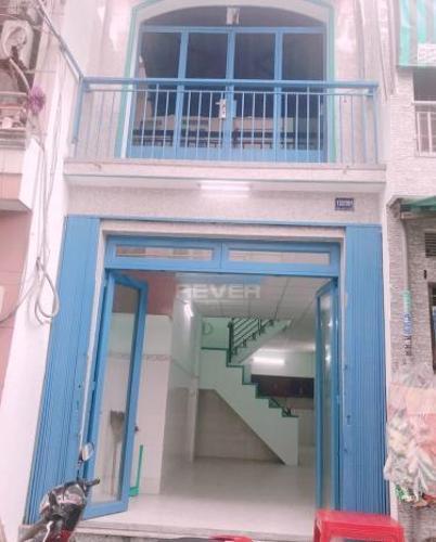 Nhà phố hẻm xe hơi đường Văn Thân, kết cấu nhà 1 trệt 1 lầu kiên cố.