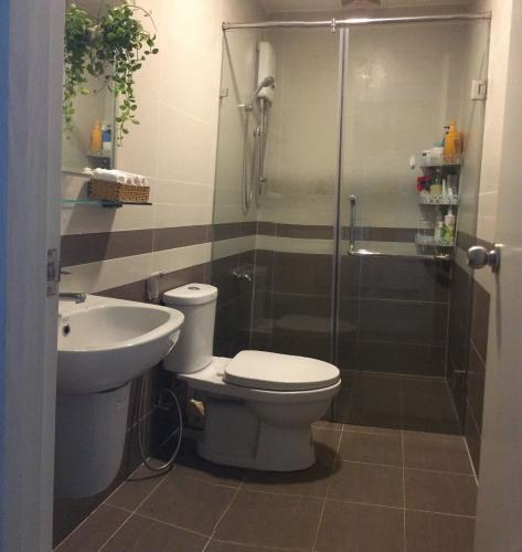 Phòng tắm The Park Residence, Nhà Bè Căn hộ The Park Residence tầng cao, nội thất cơ bản.