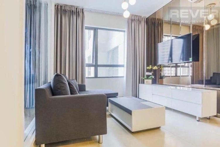 Căn hộ tầng 12 Masteri Thảo Điền đầy đủ nội thất và tiện ích.
