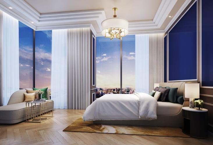 Căn hộ The Metropole Thủ Thiêm, Quận 2 Căn hộ The Metropole Thủ Thiêm tầng 6, có 1 phòng ngủ view thoáng mát.