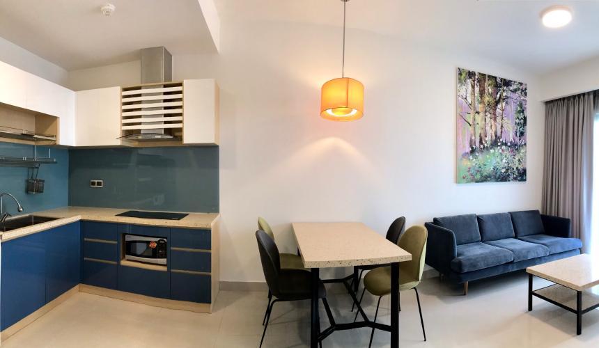 Căn hộ The Sun Avenue tầng 20 nội thất đầy đủ hiện đại