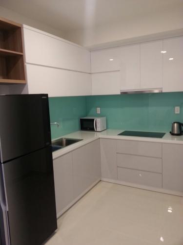 Phòng bếp Grand Riverside, Quận 4 Căn hộ Grand Riverside view thành phố, nội thất đầy đủ.