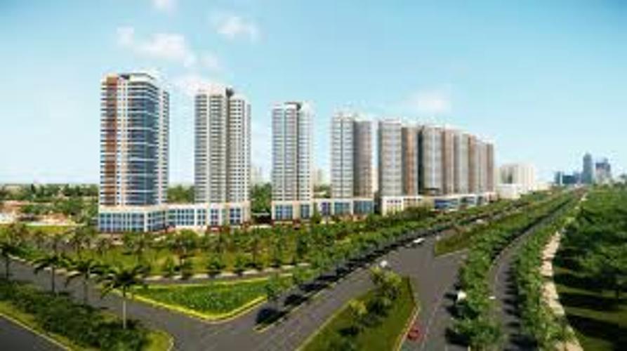Dự án The Sun Avenue Căn hộ The Sun Avenue view Đảo Kim Cương, nội thất cơ bản.