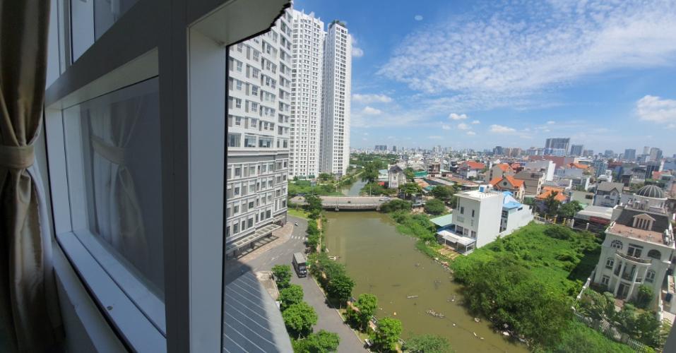 Bán căn hộ Sunrise Cityview diện tích 97.9m2 gồm không gian làm việc 3 phòng ngủ