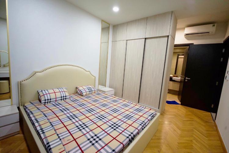Phòng ngủ Feliz En Vista Căn hộ Feliz En Vista tầng cao, bàn giao đầy đủ nội thất,