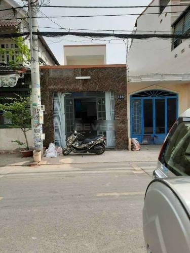 Nhà phố mặt tiền đường số 3 Q.Bình Tân diện tích sử dụng 150m2.