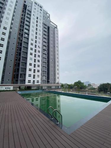 tiện ích căn hộ conic riverside Căn hộ Conic Riverside tầng thấp, ban công hướng Đông Nam.