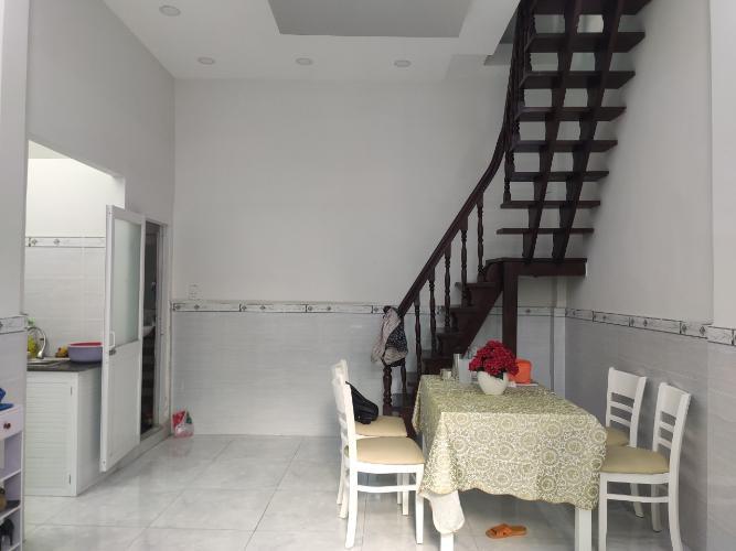 Bán nhà tại hẻm Lý Chính Thắng, phường 9, Quận 3, diện tích đất 24m2, diện tích sàn 45.6m2