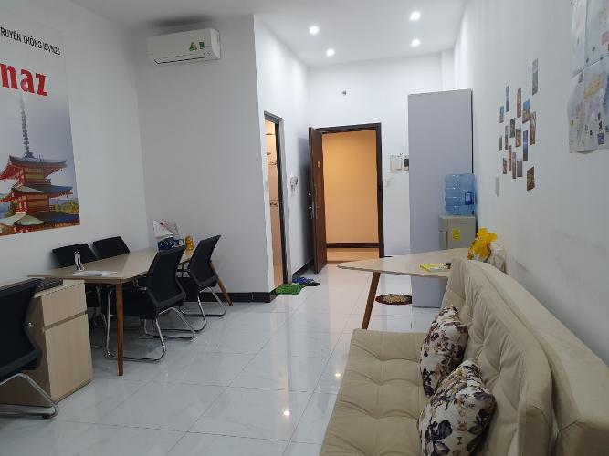 Office- tel The Sun Avenue tầng thấp nội thất cơ bản