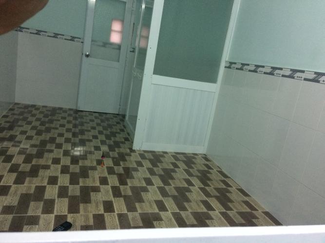 Phòng ngủ nhà phố Quận 3 Nhà phố Quận 3 gồm 1 trệt 1 lầu, sổ hồng riêng pháp lý rõ ràng.