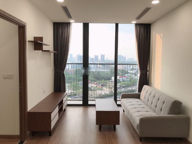 Căn hộ Eco Green Sài Gòn đầy đủ nội thất, view thành phố.