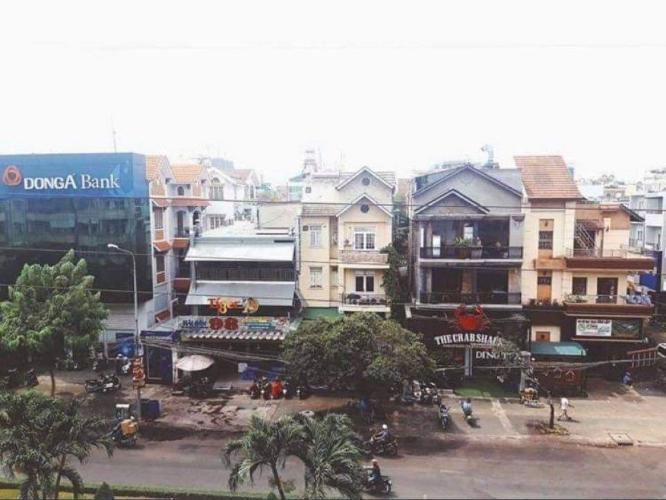 View chung cư Phan Xích Long, Phú Nhuận Căn hộ chung cư Phan Xích Long hướng Đông Nam, đầy đủ nội thất.
