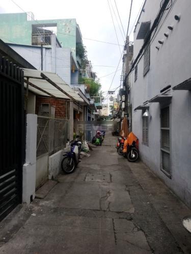 Hẻm  nhà phố quận 1 Nhà hẻm Cống Quỳnh Quận 1, diện tích 3.12x14.6m, gần bệnh viện Từ Dũ.