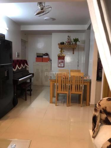 Căn hộ Saigonland Apartment view thoáng mát, đầy đủ nội thất.