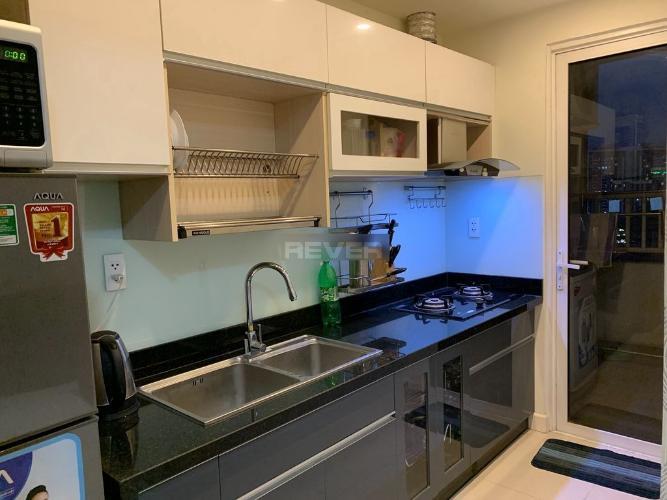 Phòng bếp Lexington Residence Quận 2 Căn hộ Lexington Residence tầng trung, view thành phố sầm uất.