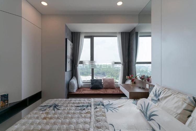 Phòng ngủ, Căn hộ River Panorama , Quận 7 Căn hộ tầng cao River Panorama hướng Đông Nam, đầy đủ nội thất.