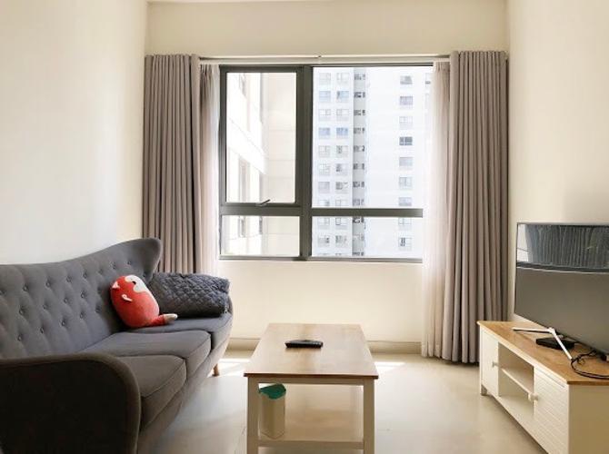 Căn hộ tầng cao Masteri Thảo Điền view nội khu yên tĩnh.