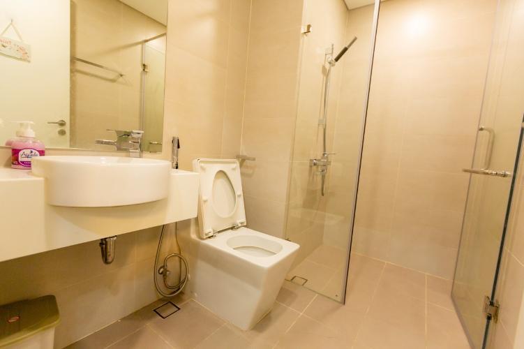 Phòng tắm Masteri Millennium Quận 4 Căn hộ Masteri Millennium đầy đủ nội thất, hướng Đông Nam.