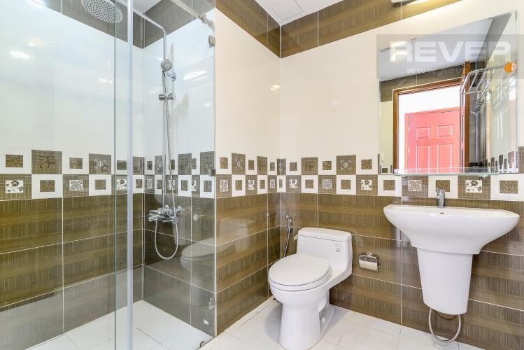 Phòng Tắm 1 Căn hộ Tropic Garden 3 phòng ngủ tầng cao A1 hướng Tây Nam