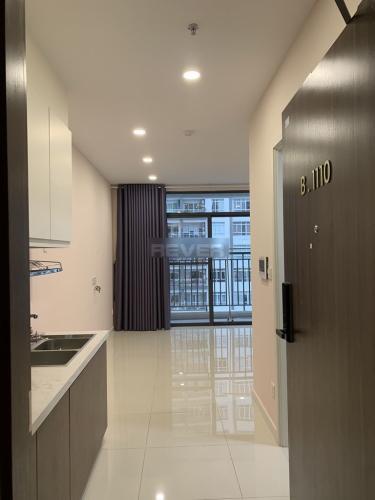 Căn hộ Officetel Central Premium tầng trung, view hồ bơi.