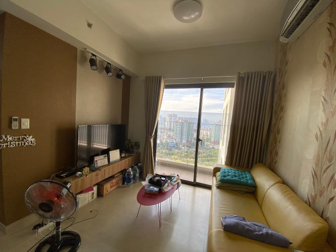 Căn hộ Masteri Thảo Điền tầng 15 view Landmark 81, đầy đủ nội thất.