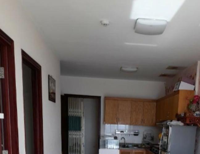 Phòng bếp , Căn hộ Thủ Thiêm Xanh , Quận 2 Căn hô Thủ Thiêm Xanh tầng 13 view thoáng mát, nội thất cơ bản.