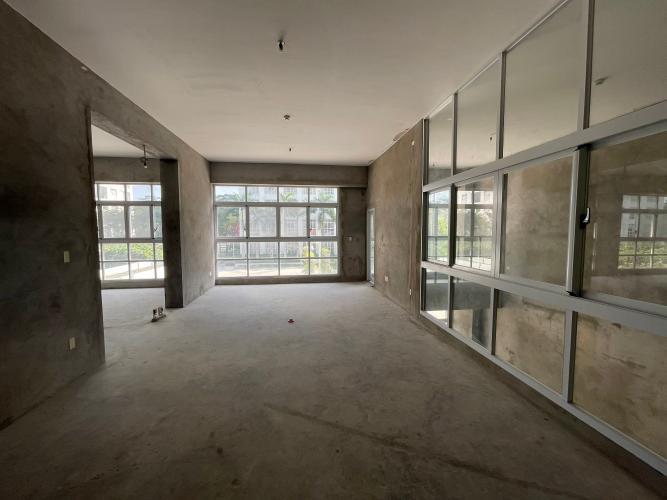 Căn hộ Duplex Happy Valley không nội thất, cửa hướng Đông.