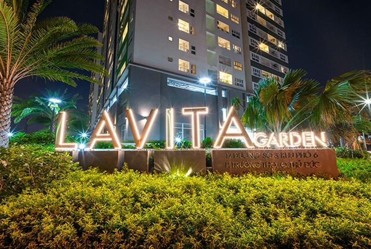 Chung cư Lavita Garden, Thủ Đức Căn hộ Lavita Garden tầng cao, view thành phố rất thoáng mát.