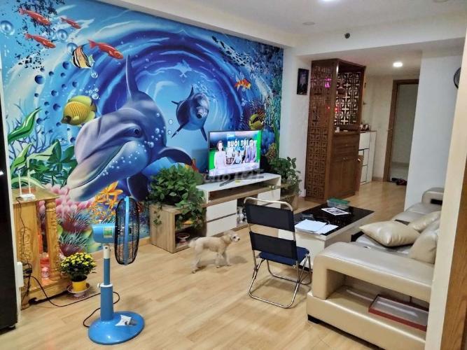 Căn hộ Starlight Riverside đầy đủ nội thất, đón view thoáng mát