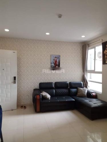 Căn hộ tầng 2 Dream Home Residence có 2 phòng ngủ, nội thất cơ bản.