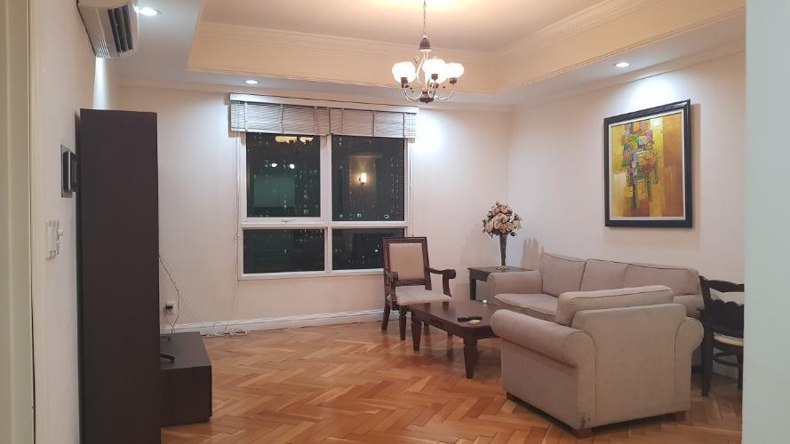 Căn hộ The Manor đầy đủ nội thất, view Landmark 81.
