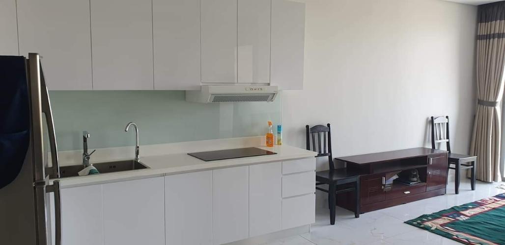 phòng bếp căn hộ An Gia Skyline Căn hộ An Gia Skyline tầm nhìn thoáng hấp thu ánh sáng tự nhiên.