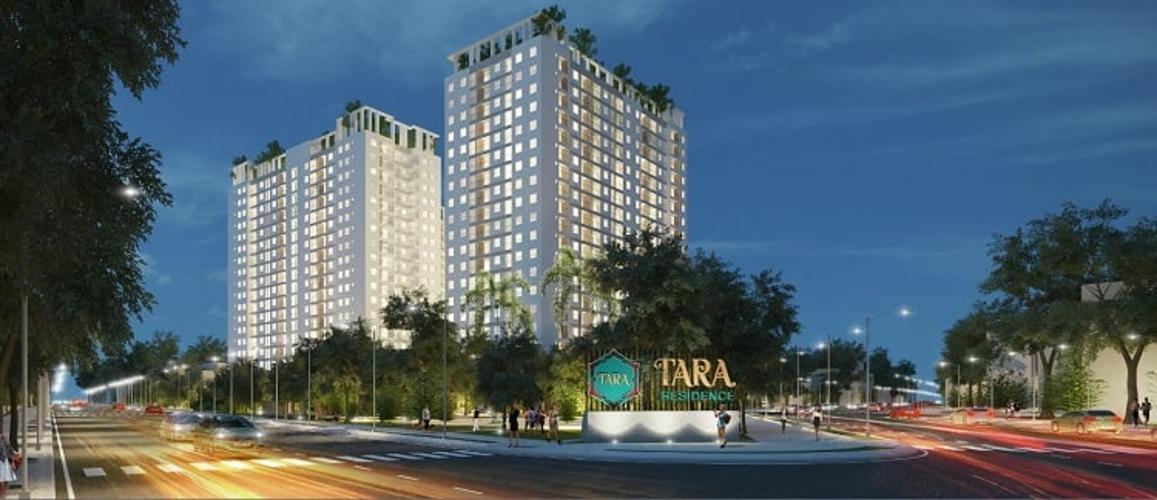 Tara Residence - Phối cảnh Tara Residence