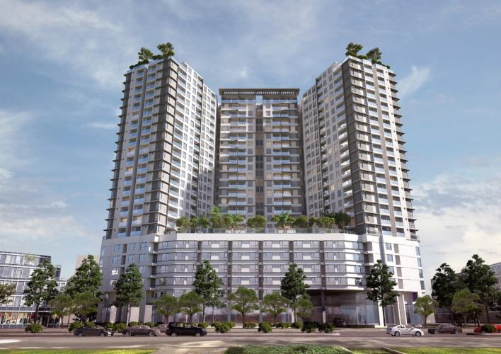 Căn hộ The Everrich Infinity diện tích 116m2, đầy đủ nội thất hiện đại.