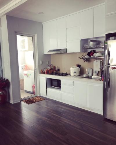 Phòng bếp căn hộ Lexington Residence, Quận 2 Căn hộ tầng cao Lexington Residence 2 phòng ngủ, đầy đủ nội thất.