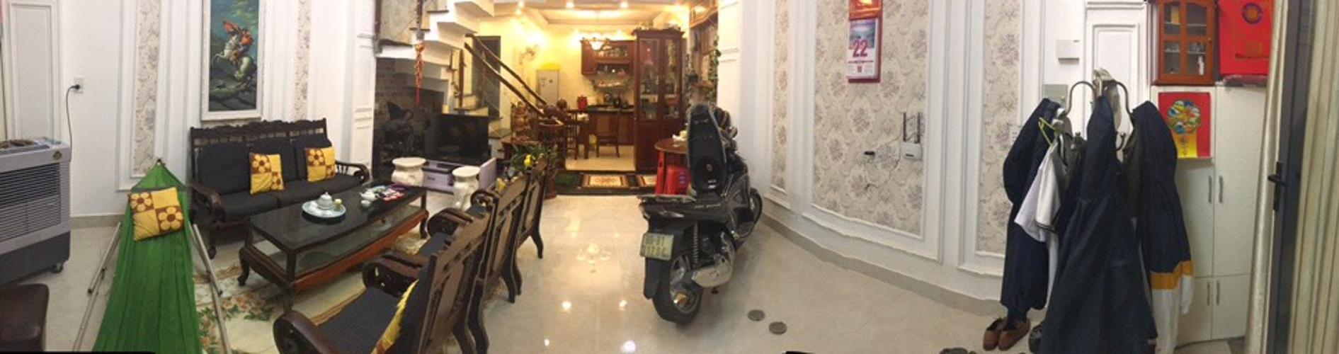 Bên trong nhà phố Nguyễn Văn Dung, Gò Vấp Nhà phố hướng Tây Nam, hẻm 2 xe hơi tránh nhau, sổ hồng riêng.