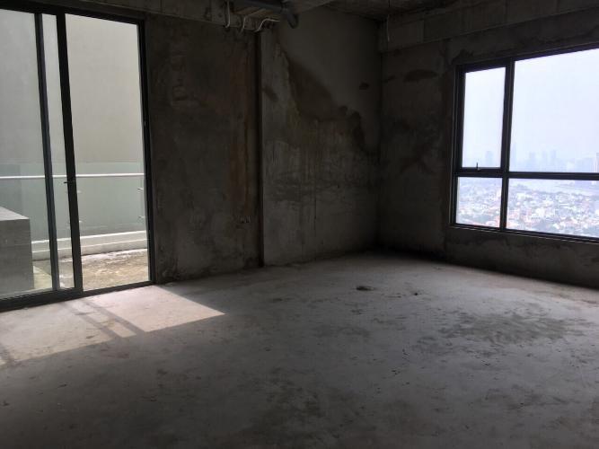 Penthouse Masteri Thảo Điền ban công Đông Nam view thoáng mát.