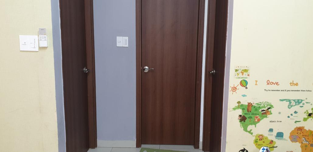 Không gian căn hộ Celadon City, Quận Tân Phú Căn hộ Celadon City cửa hướng Tây Bắc thoáng mát, đầy đủ nội thất.
