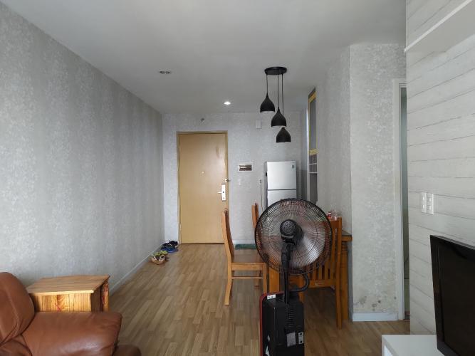 Phòng ăn City Gate Quận 8 Căn hộ City Gate tầng trung, view hồ bơi nội khu.