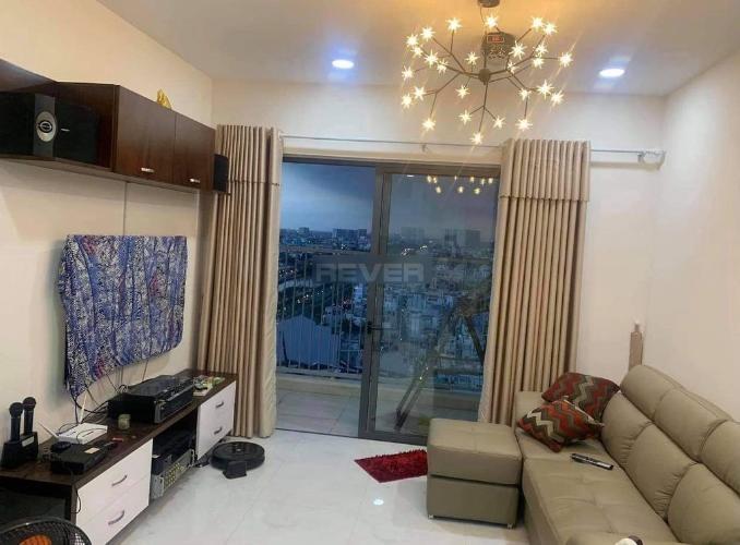 Căn hộ tầng cao Viva Riverside view thoáng mát, nội thất đầy đủ.