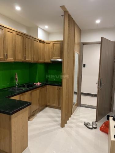 Phòng bếp , Căn hộ Vinhomes Grand Park , Quận 9 Căn hộ Vinhomes Grand Park tầng 22 cửa hướng Tây Bắc, nội thất đầy đủ.