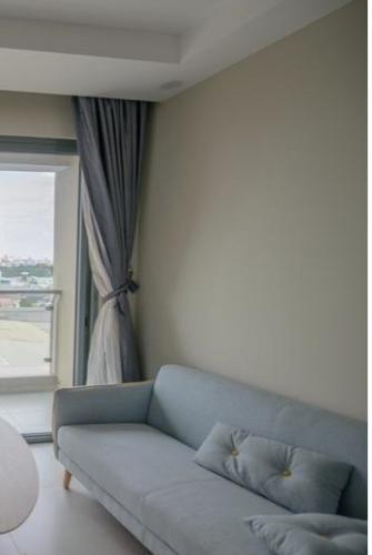 Căn hô The Gold View tầng 5 view thoáng mát, đầy đủ nội thất.