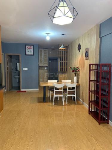 Căn hộ chung cư Bộ Công An nội thất cơ bản, view nội khu.