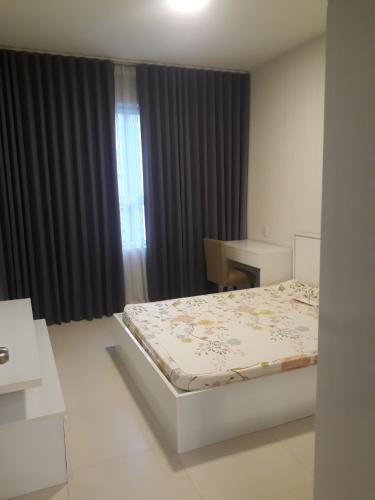 Phòng ngủ căn hộ Lexington Residence, Quận 2 Căn hộ Lexington Residence hướng Tây Bắc thoáng mát, đầy đủ nội thất.